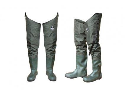 Delphin Brodící kalhoty River - vel. 47