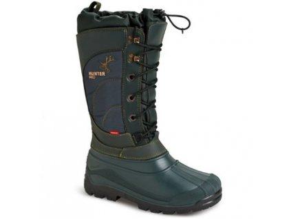 Demar Pánské boty HUNTER PRO 3811 zelená vel. 46