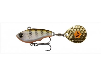 Savage Gear Wobler Fat Tail Spin Sinking Perch 5,5cm 9g