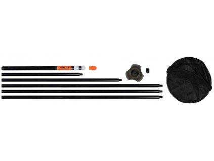 Fox Tyčová Bojka Svítící LS Marker Pole Kit