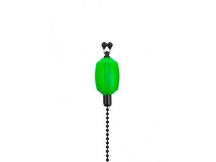 Fox Swinger Black Label Dumpy Bobbins Green