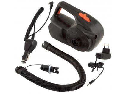 Fox Dobíjecí vzduchová pumpa Rechargeable Air Pump 12V/240V