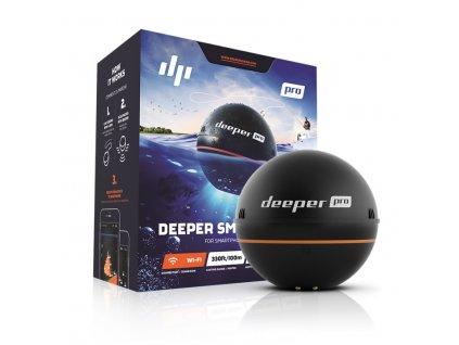 Deeper Pro Fishfinder nahazovací sonar - verze WiFi