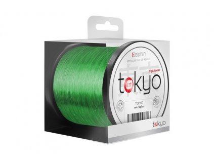 Delphin Monofil Tokyo fluo zelený 0,309mm 300m