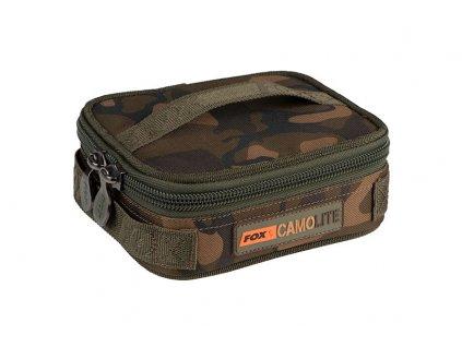 Fox Pouzdro Camolite Rigid Lead & Bits Bag Compact