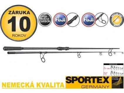 Sportex Impressive Carp 366cm 3,25lbs 2díl