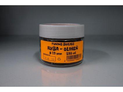 PZN Tuning Boilies pr. 13 mm, 250 ml - Ryba Oliheň