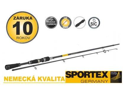 Sportex Black Pearl GT-3  2,7 m 60 g 2 díly