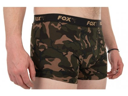 Fox Camo trenýrky vel. L