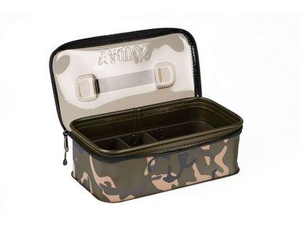 Fox Taška Aquos Camo Rig Box a Tackle bag