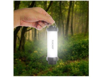 Flacarp Vodotěsné LED světlo s příposlechem FL6-RGB