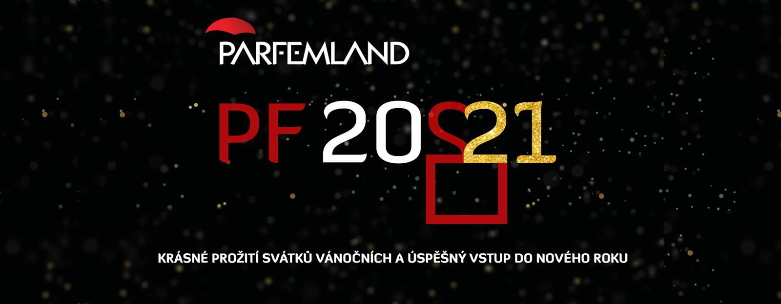Rok 2020 s vůní PARFEMLAND