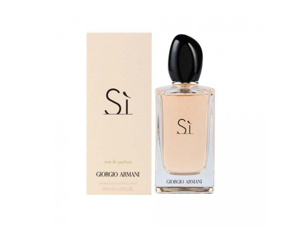 Giorgio Armani Si - parfémová voda