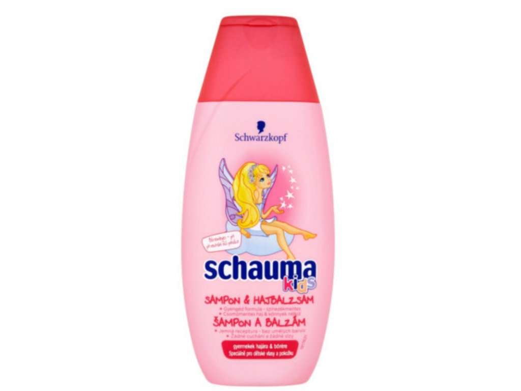 Schauma Šampon a balzám Kids Girl - (Shampoo & Conditioner)