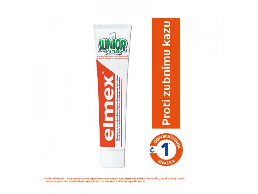 Elmex Zubní pasta Junior