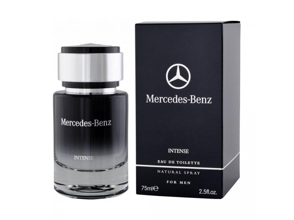 Mercedes Benz Mercedes-Benz Intense - toaletní voda