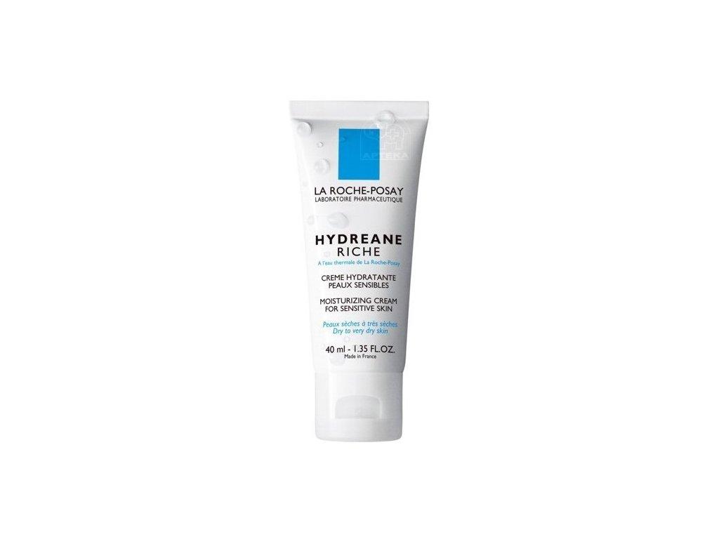 La Roche-Posay Hydreane Riche - hydratační krém pro citlivou pleť