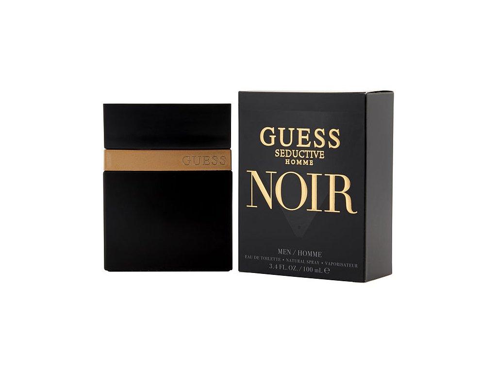 Guess Seductive Noir - toaletní voda
