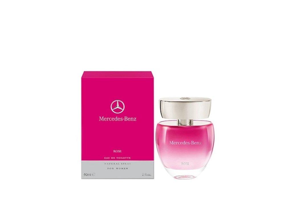 Mercedes Benz Rose - toaletní voda