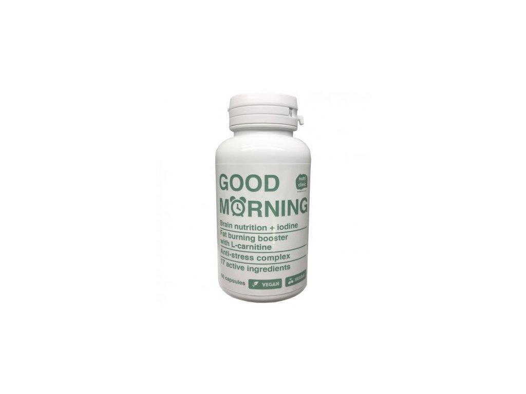 Nutri Clinic Good Morning 60 capsules - přípravek na podporu imunity