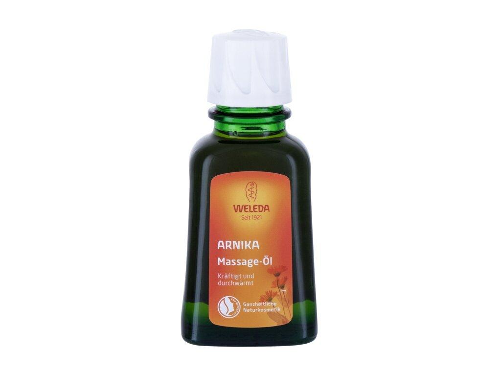 Weleda Arnica Massage Oil - masážní přípravek