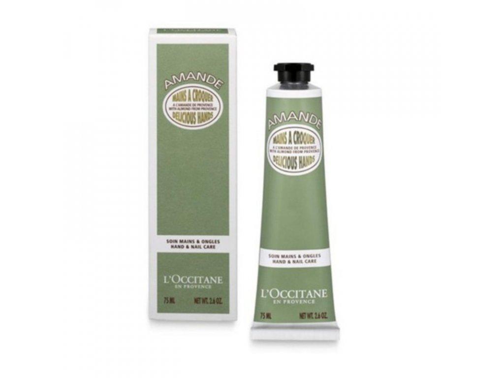 L`Occitane en Provence Krém na ruce Mandle - (Hand Cream)