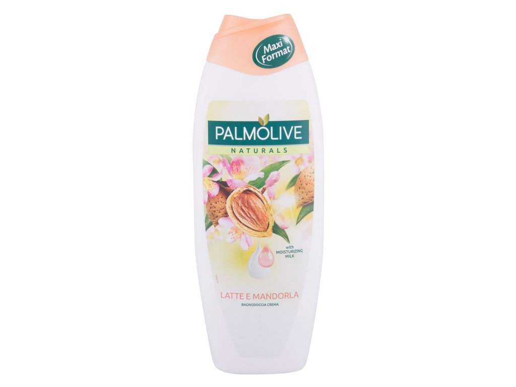 Palmolive Naturals Almond & Milk - sprchový krém