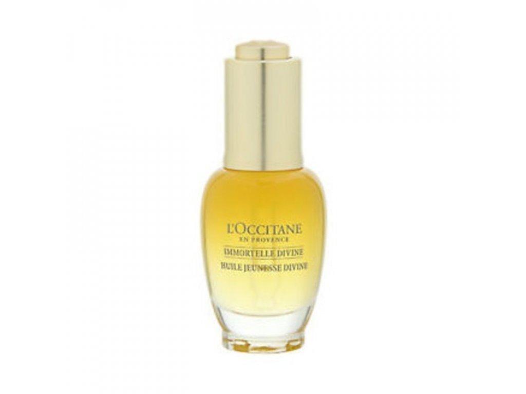 L`Occitane en Provence Omlazující pleťový olej - (Divine Oil)