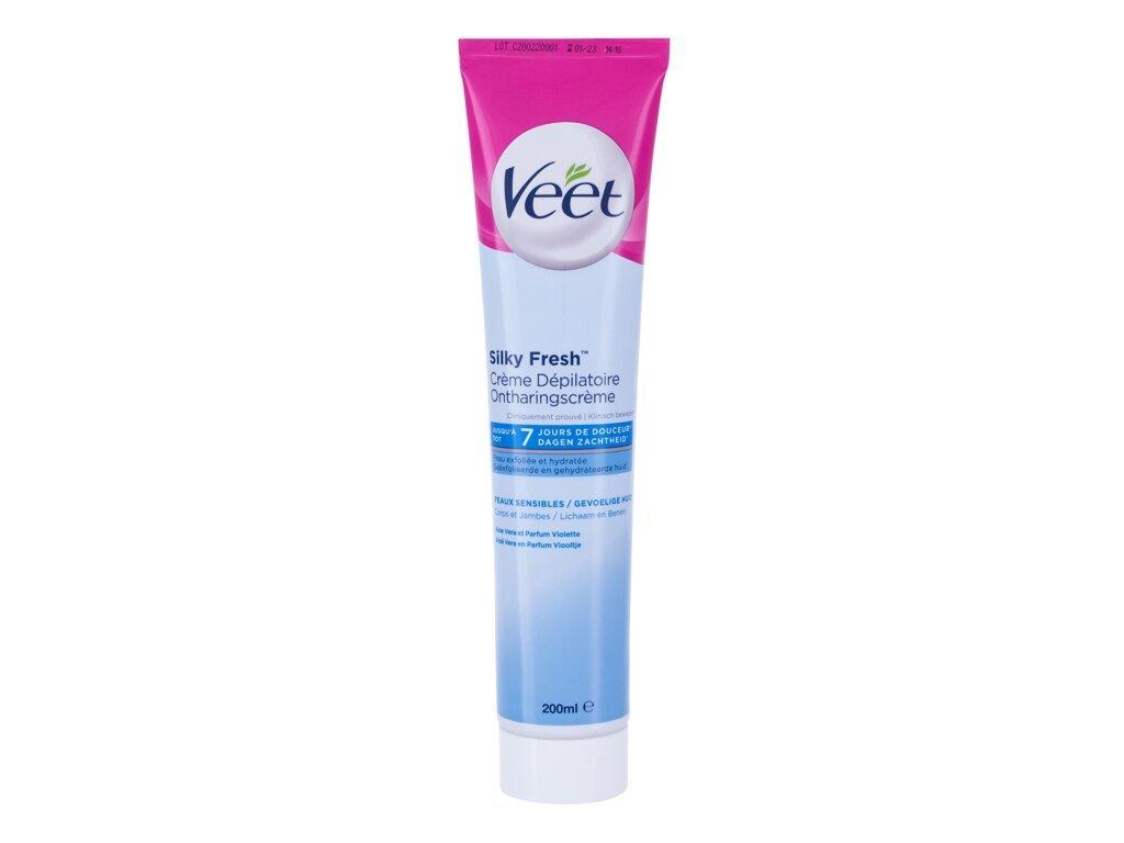 Veet Silky Fresh Sensitive Skin - depilační přípravek