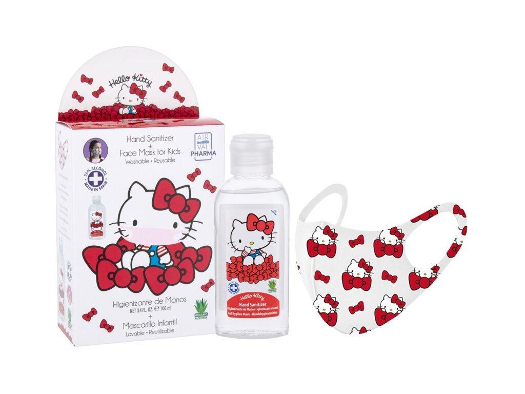 Hello Kitty Hello Kitty - dezinfekční gel na ruce 100 ml + rouška 1 ks
