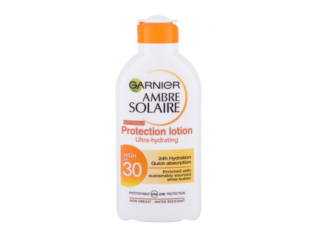 Garnier Ambre Solaire Protection Lotion - opalovací přípravek na tělo SPF30