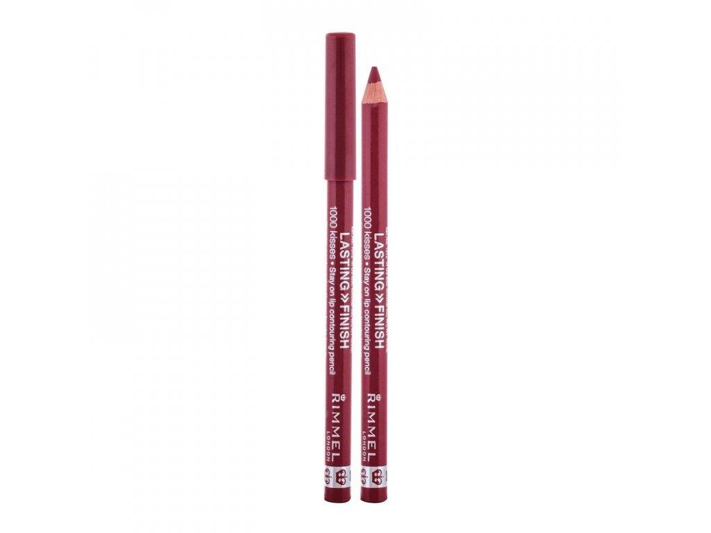 Rimmel London 1000 Kisses - (004 Indian Pink) tužka na rty