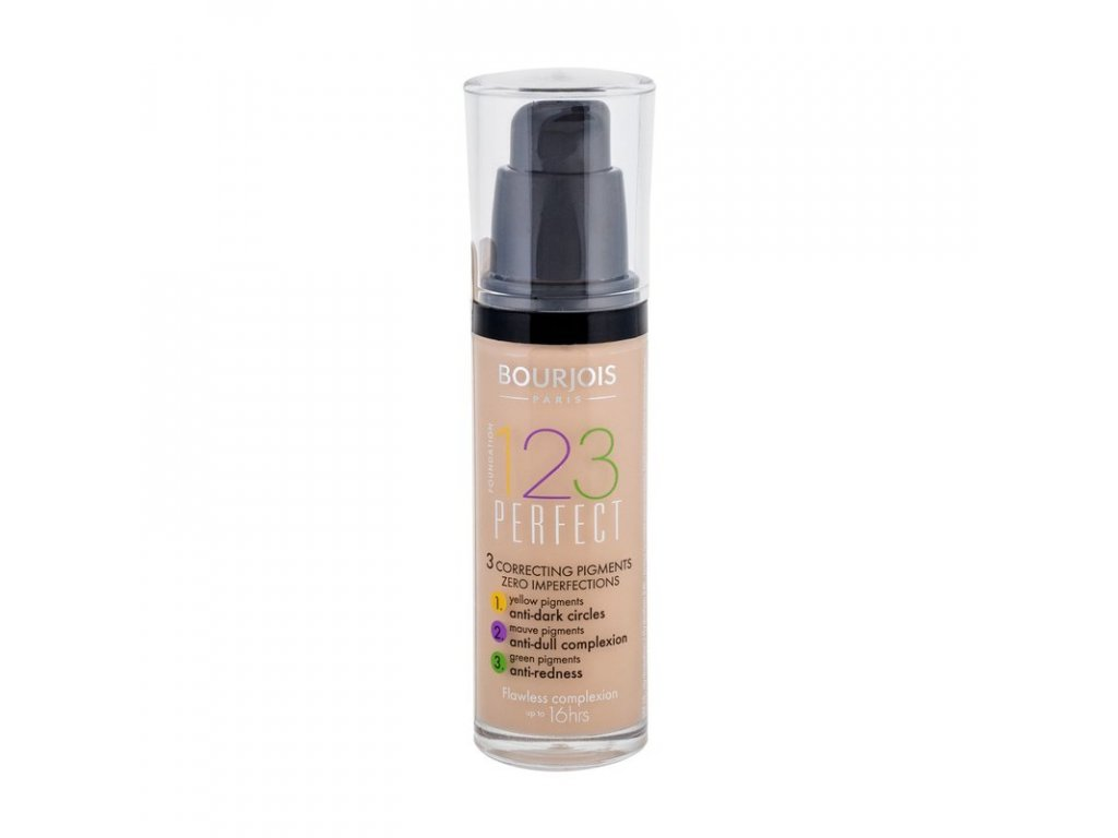 Bourjois 123 Perfect - (51 Light Vanilla) makeup