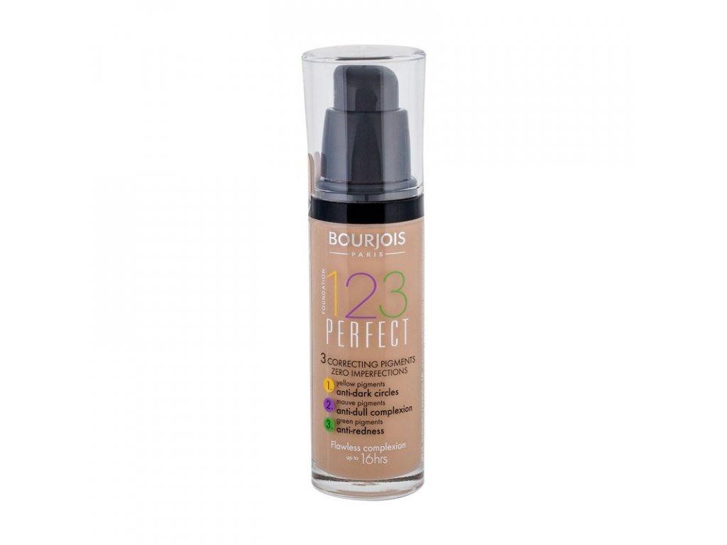 Bourjois 123 Perfect - (55 Dark Beige) makeup
