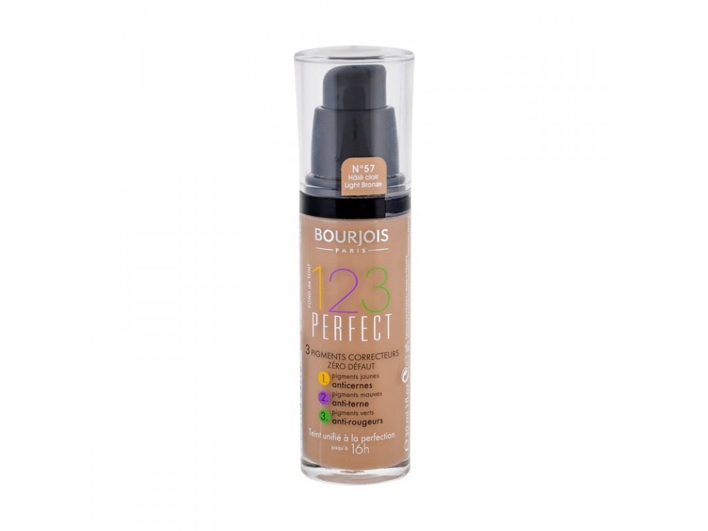 Bourjois 123 Perfect - (57 Light Bronze) makeup