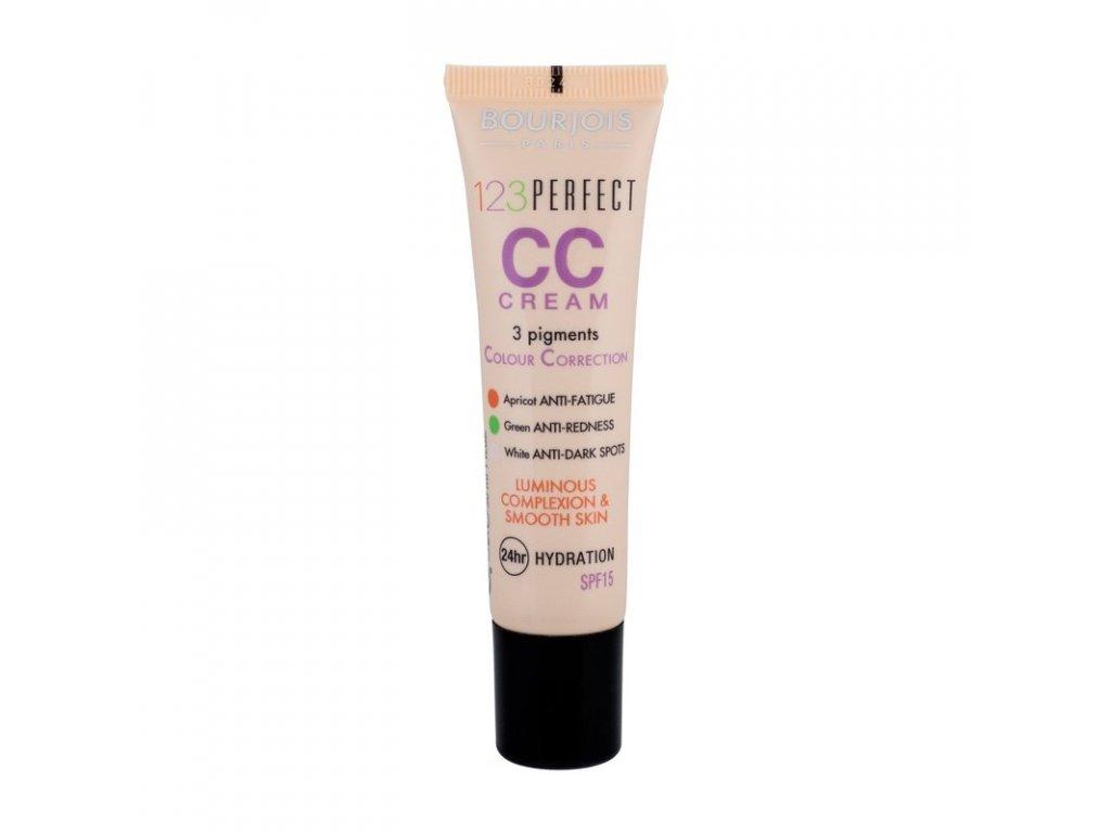 Bourjois 123 Perfect CC Cream - (32 Light Beige) cc krém