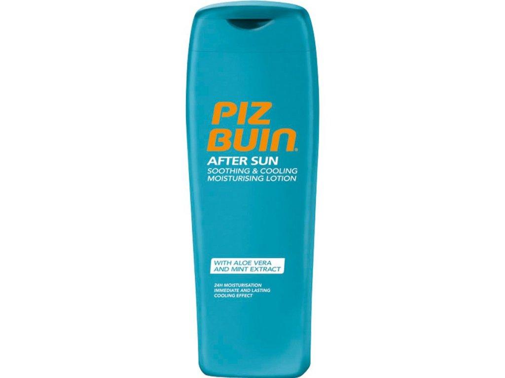 Piz Buin After Sun Soothing & Cooling - tělové mléko po opalování