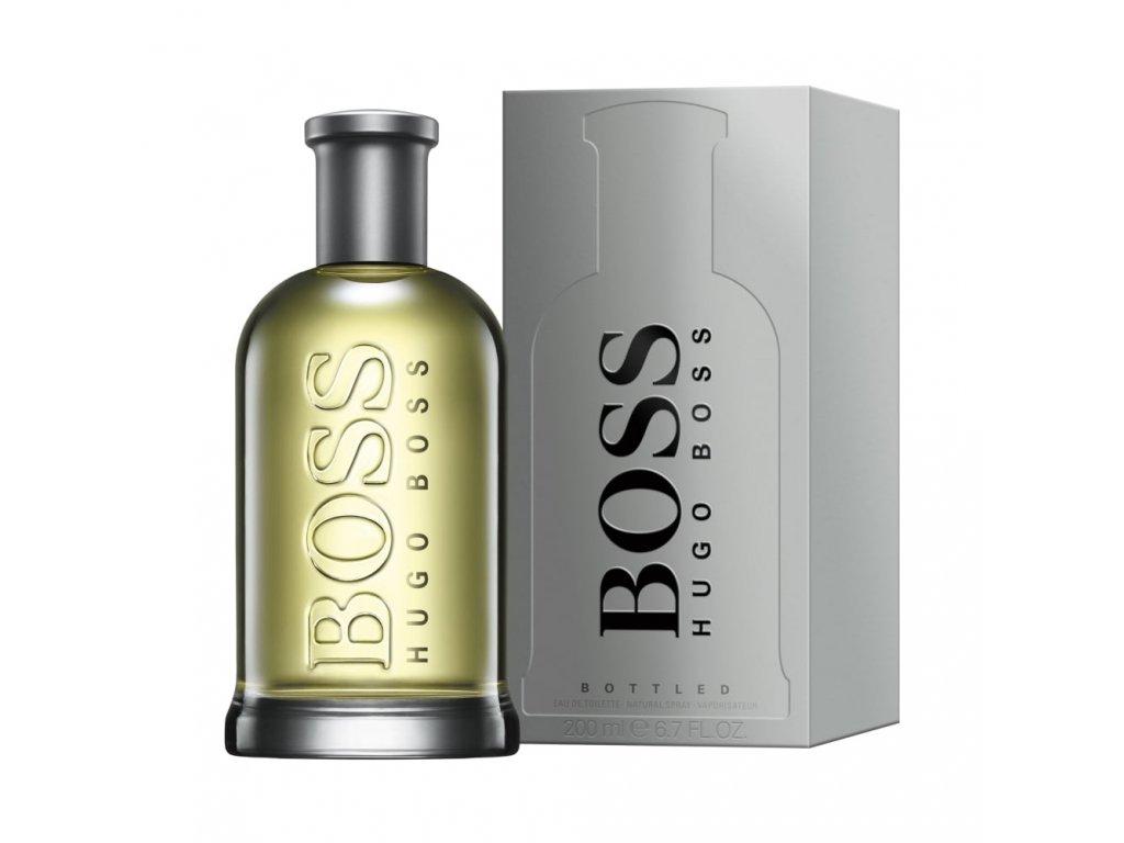 Hugo Boss Boss No.6 Bottled - toaletní voda