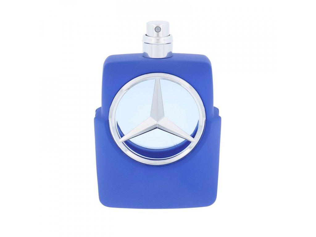 Mercedes Benz Mercedes-Benz Man Blue - (TESTER) toaletní voda