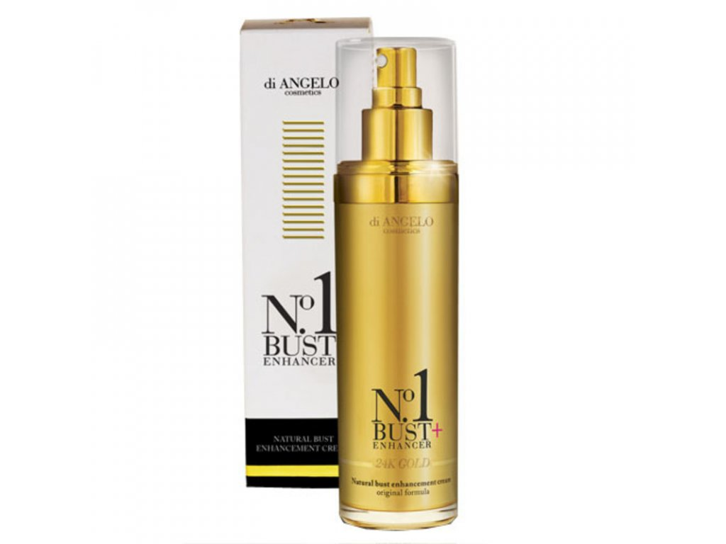 di ANGELO cosmetics No.1 Bust - Krém na zvětšení a zpevnění prsou