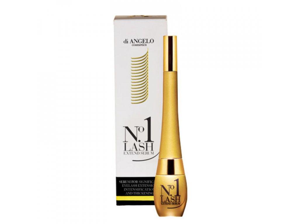 di ANGELO cosmetics No.1 Lash - (Extend Serum) Sérum pro prodloužení a zhuštění řas