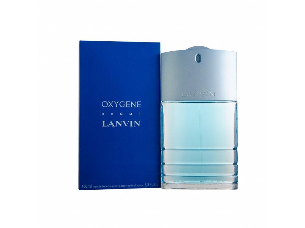 Lanvin Paris Oxygene Homme - toaletní voda
