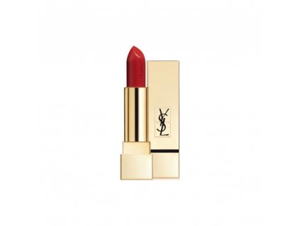 Yves Saint Laurent KOSMETIKA Rouge Pur Couture Satin Radiance - (Hydration Lipstick) Hydratační rtěnka, N° 01 Le Rouge