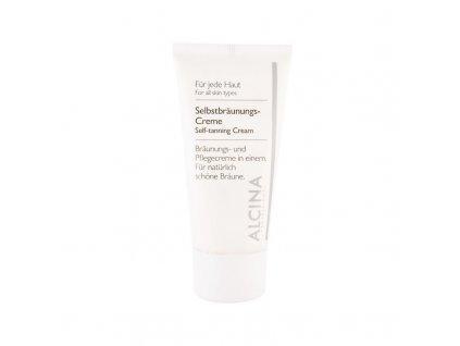 ALCINA Self-Tanning Cream - samoopalovací přípravek