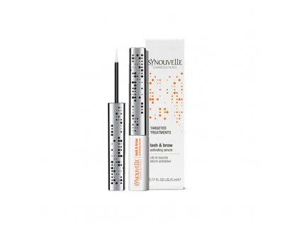 Synouvelle Cosmeceuticals Sérum pro aktivní růst řas a obočí - (Lash & Brow Activating Serum)