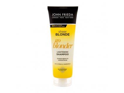 John Frieda Sheer Blonde Go Blonder - Šampon
