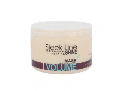 Stapiz Sleek Line Volume - maska na vlasy