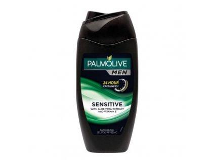 Palmolive Sprchový gel pro muže s vitamínem E a aloe vera For Men - (Sensitive With Aloe Vera Extract And Vitamin E)