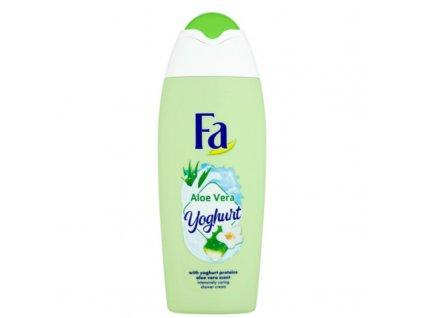 Fa Sprchový krém Aloe Vera Yoghurt - (Intensively Caring Shower Cream)