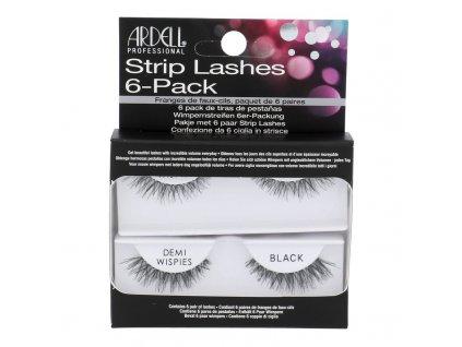 Ardell Strip Lashes Demi Wispies - (Black) umělé řasy